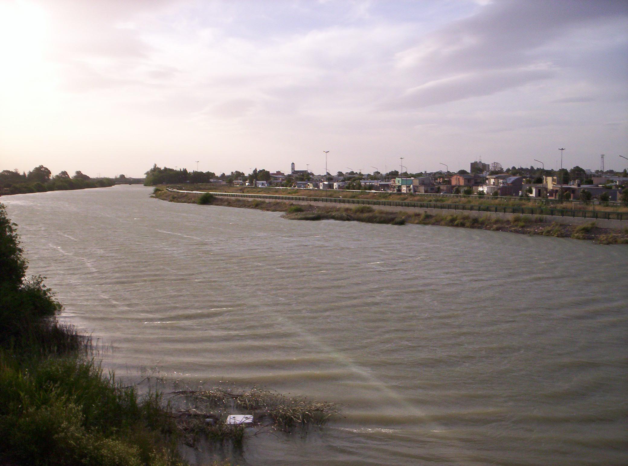 Encontraron el cuerpo de un hombre ahogado en el Río Chubut