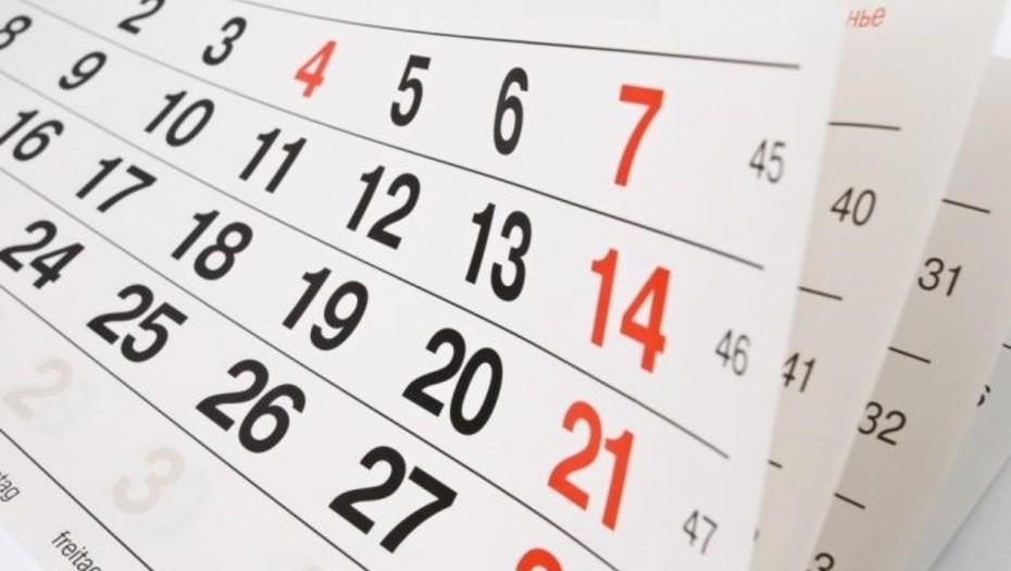 Feriados: la semana próxima solo habrá tres días hábiles