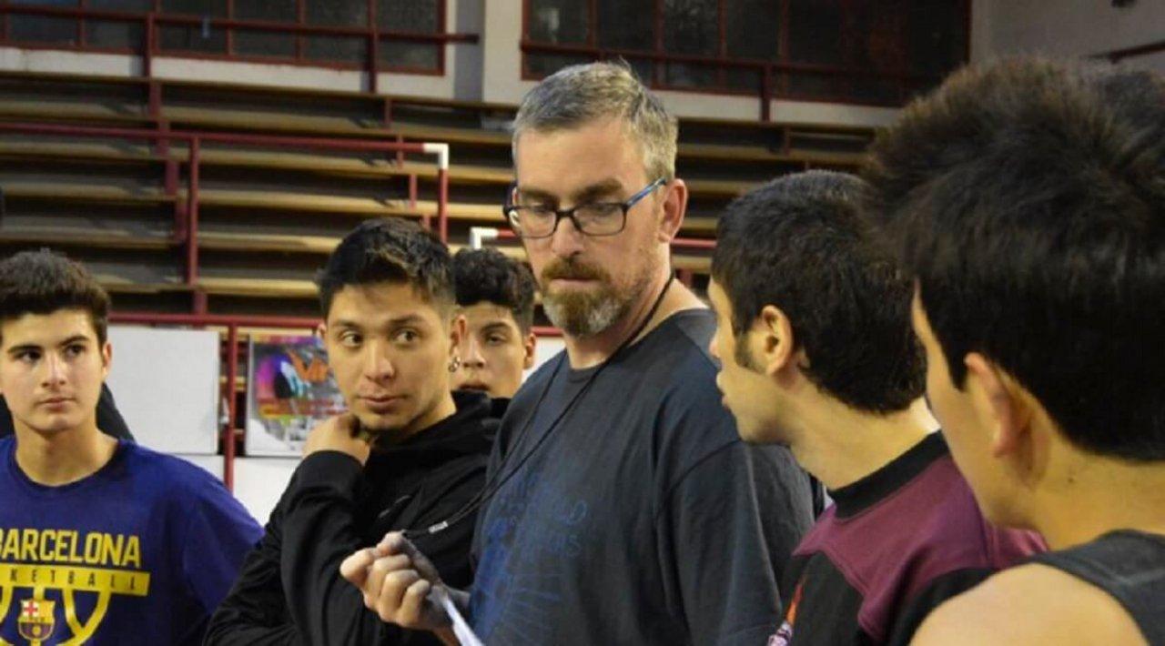 Lucas Nuñez reemplazó en la Fede a Juan Carlos Morel.