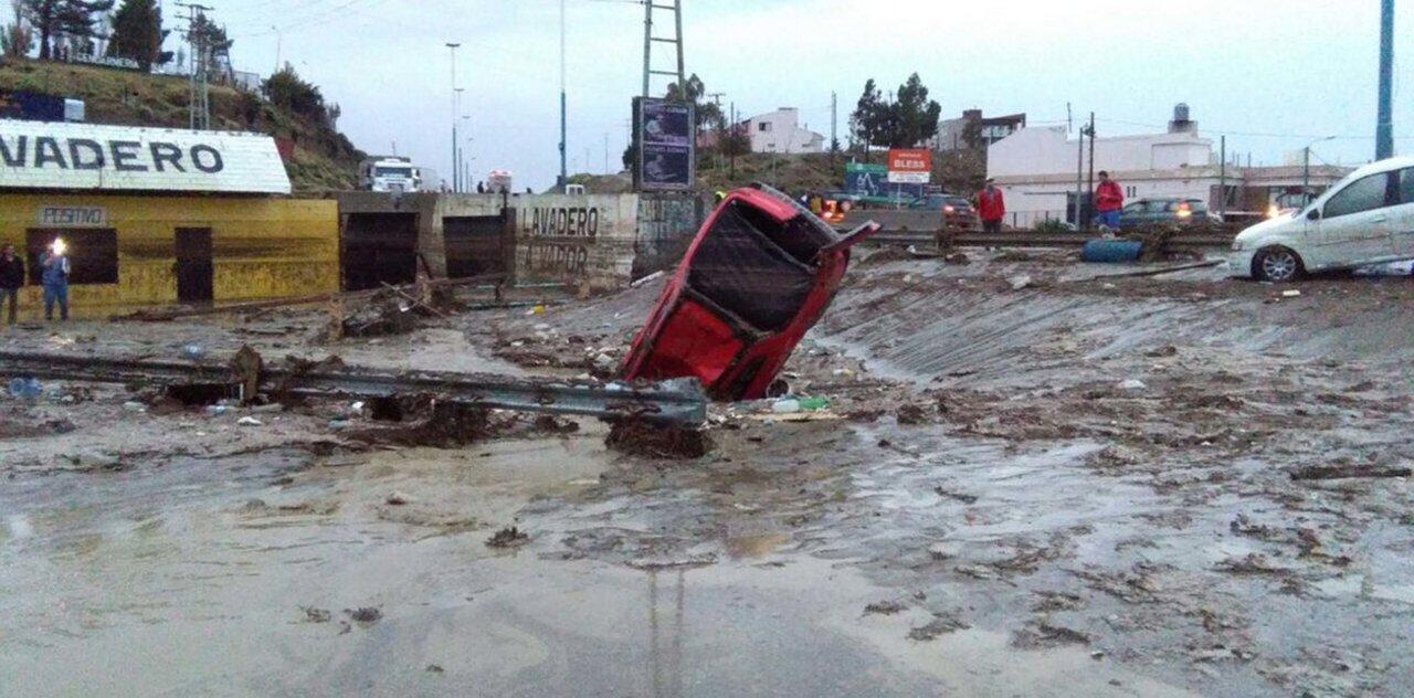 Kilómetro 3 fue una de las zonas más afectadas durante el temporal de 2017.