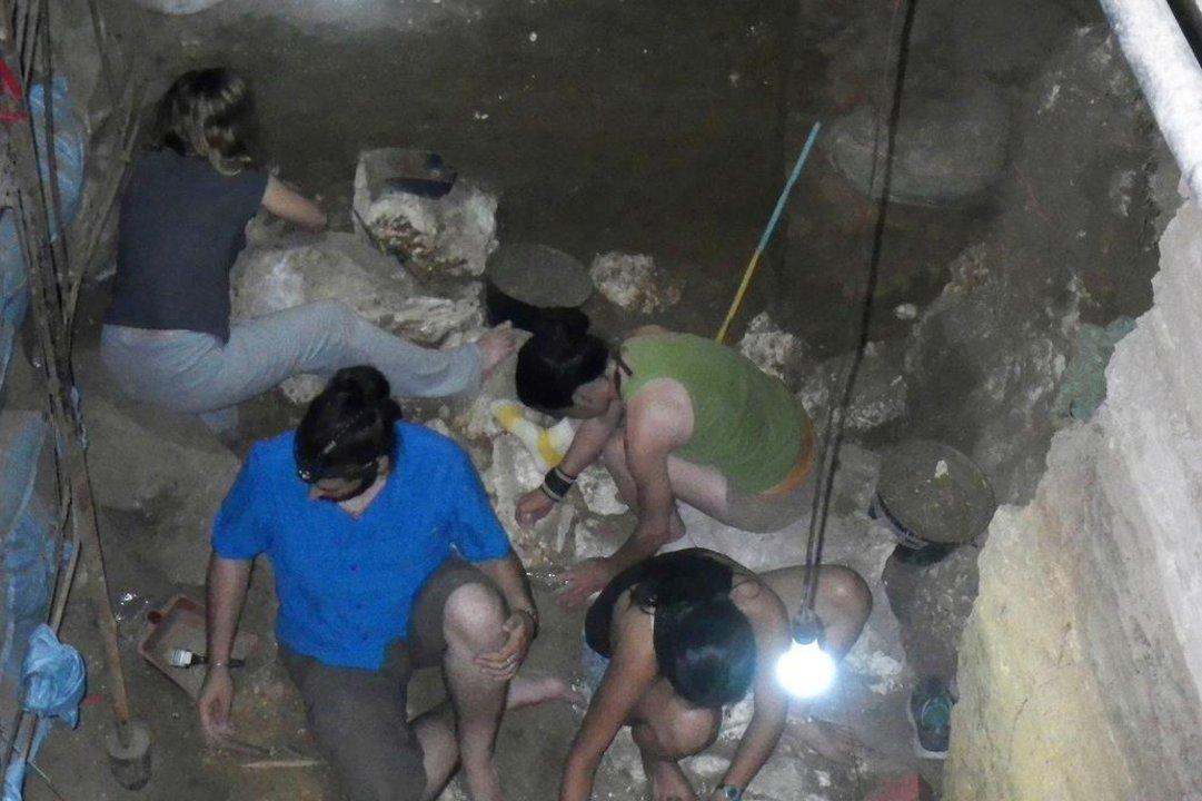 Las muestras son de entre 50 mil y 67 mil años atrás Fuente: AP