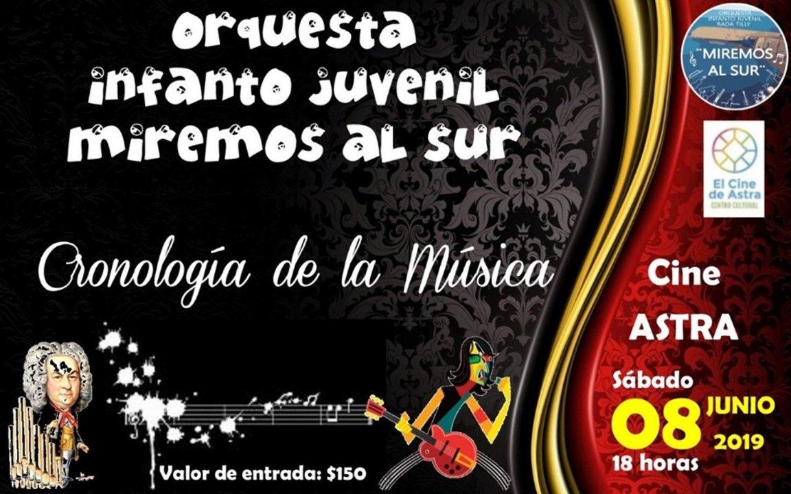 """Orquesta Infanto Juvenil """"Miremos al Sur"""""""