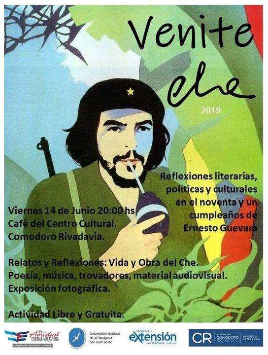 Relatos y reflexiones: Vida y obra del Che Guevara