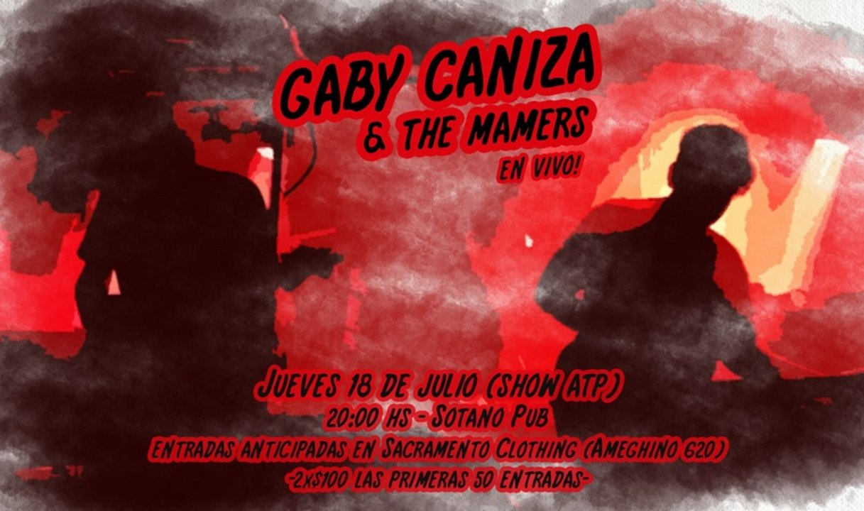 Gaby Caniza & The Mamers