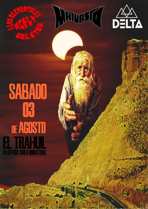 Matuasto se presentará este sábado a la medianoche en El Trahuil (Avenida Gatica 343 - Barrio Industrial)