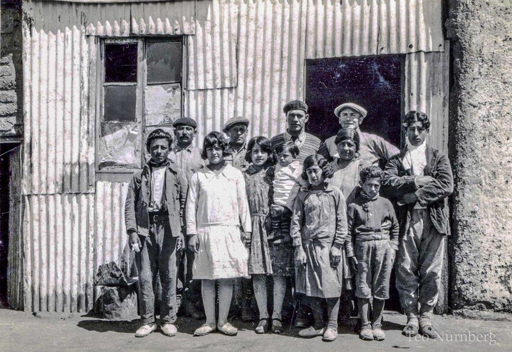Los primeros pobladores de Comodoro