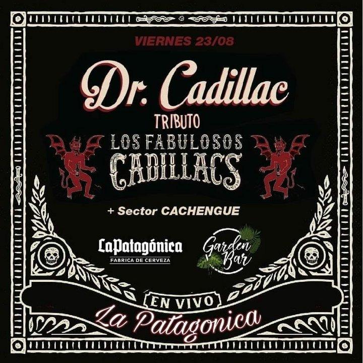 Homenaje a Los Fabulosos Cadillacs