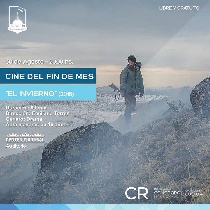 """Cine: """"El Invierno"""" de Emiliano Torres"""