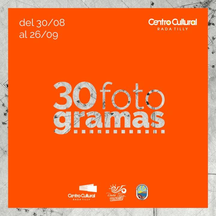 """""""30 Fotogramas"""" en el Centro Cultural de Rada Tilly"""