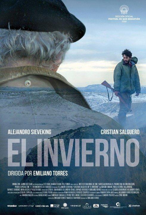 """Proyección de """"El Invierno"""", de Emiliano Torres"""