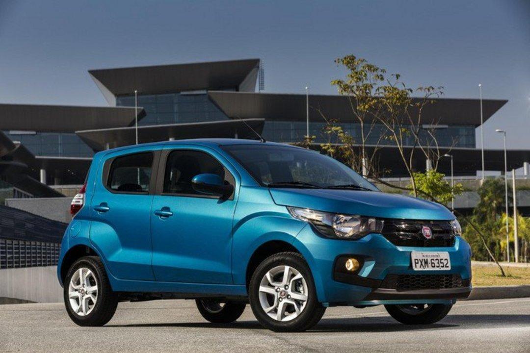 Fiat Mobi. El modelo tiene bonificaciones de $110.000 y $130.000 según la versión. Arranca en $ 526.400