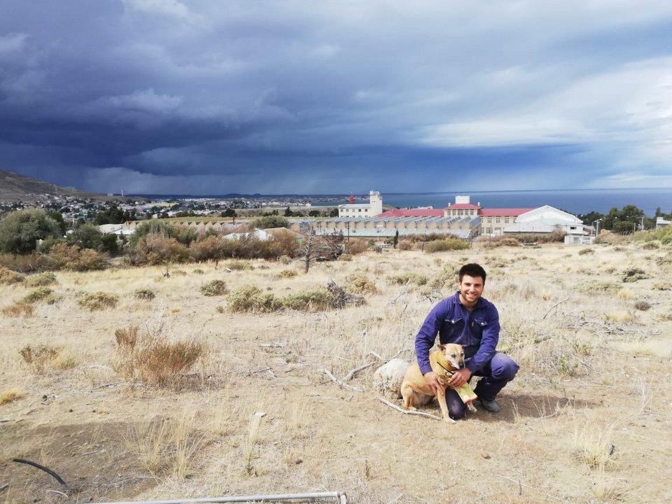 Para Emiliano Retti, el colegio Dean Funes es parte de su vida.