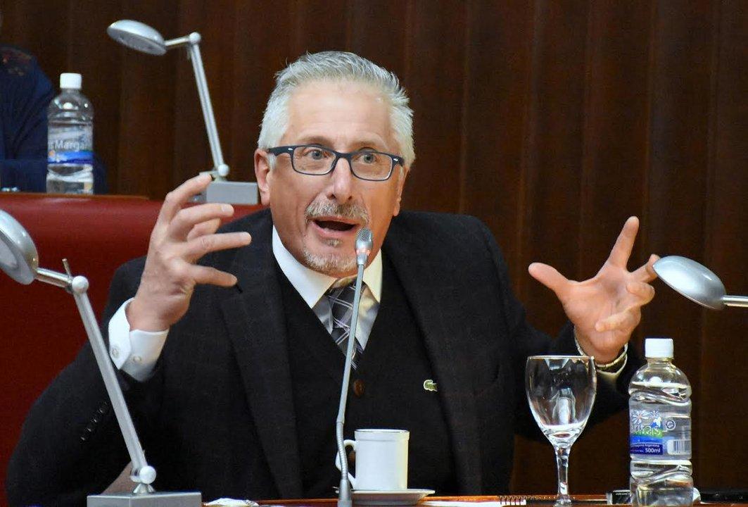Jerónimo García será el Coordinador de la Presidencia de la nueva Legislatura.
