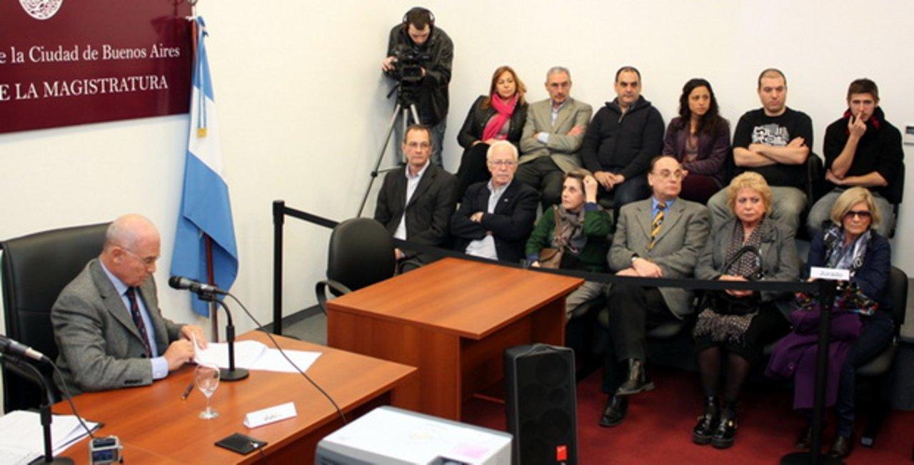En 8 provincias argentinas ya se implementan los juicios por jurado.