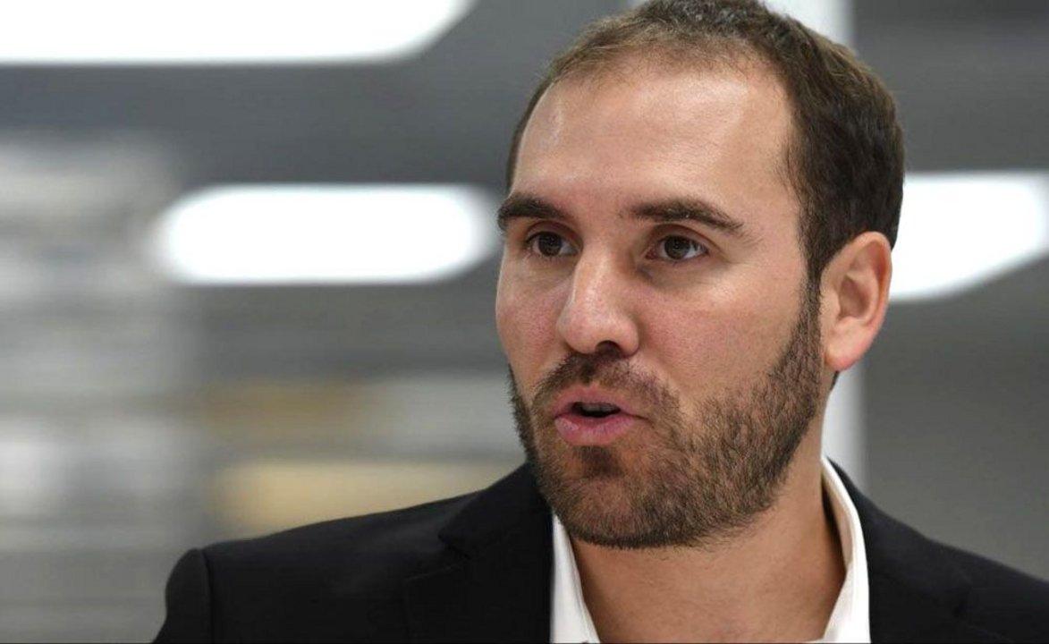 Martín Guzmán, nuevo ministro de Economía.
