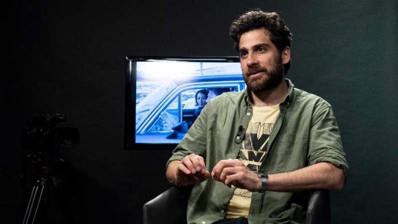 Fernando Salem, realizador del film