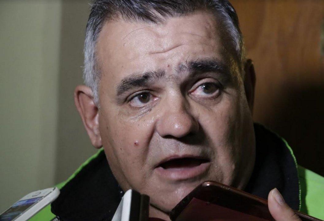 Leonardo Das Neves, titular de la APSV