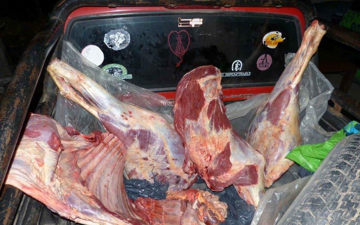 Preocupan los circuitos de carne faenada en forma clandestina