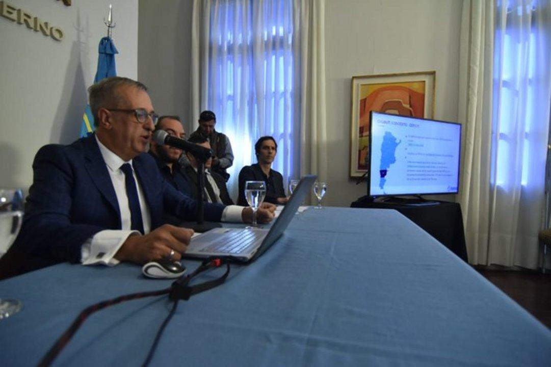 El Plan de Reestructuración del Estado lo anunció este miércoles el ministro de Economía, Oscar Antonena.