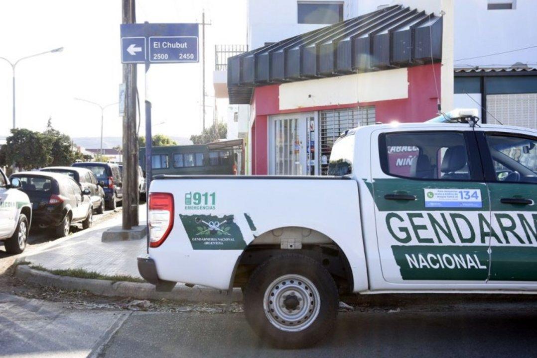 Allanamientos en el barrio Pueyrredón. Foto: Diario Crónica