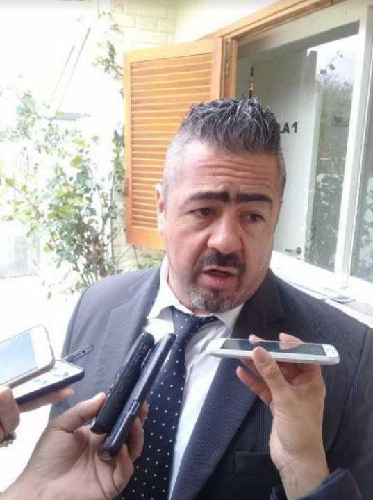 Héctor Iturrioz, fiscal general
