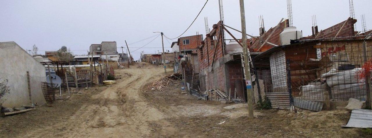 Foto: barrio Las Américas