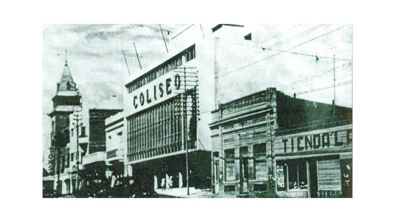 Cine Coliseo - Comodoro