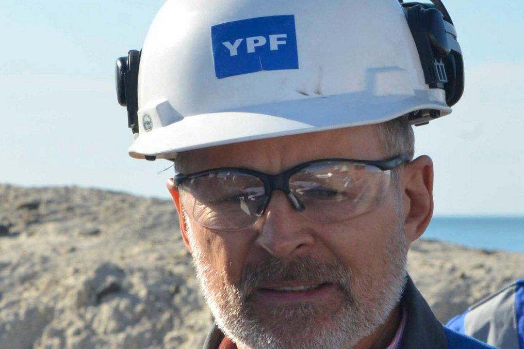 """Eloff: """"YPF trabajará con 35 equipos en la cuenca San Jorge"""""""