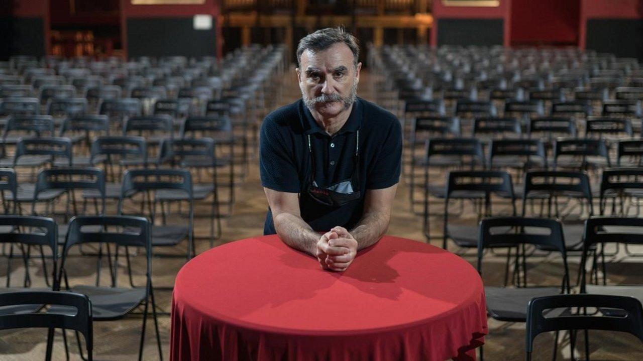 Albert Guijarro, director de Apolo.