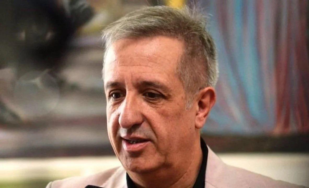 Oscar Antonena, ministro de Economía de Chubut.