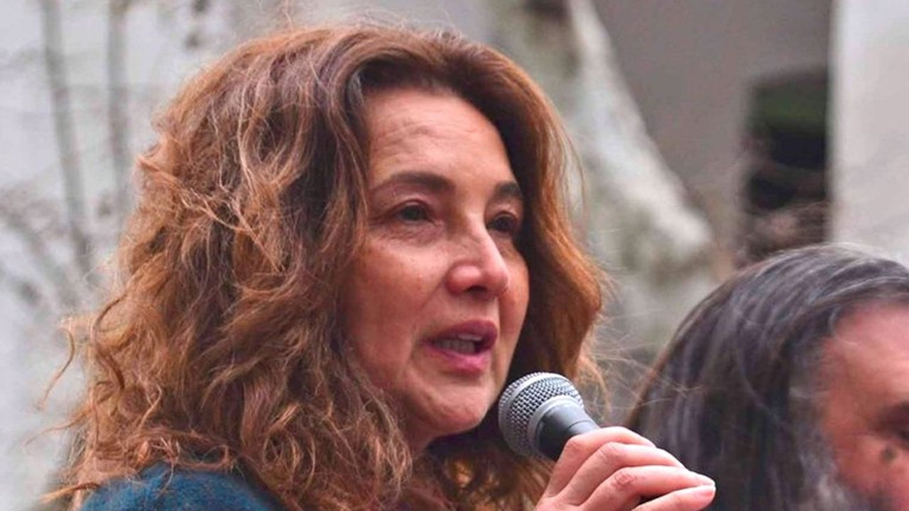 Angélica Graciano, secretaria general de Ute-Ctera